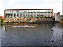 TL1998 : Bridge House, Peterborough by Michael Trolove