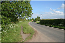 SK7431 : Colston Lane, Harby by Kate Jewell