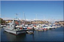 ST1872 : Penarth Marina by Roger Davies