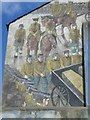 NT2676 : Leith Mural detail by kim traynor