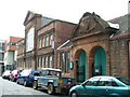 NT2676 : Victoria Baths, Junction Place by kim traynor