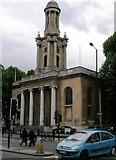TQ2882 : Holy Trinity Church, Marylebone Road NW1 by Robin Sones