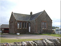 NS0956 : Old School, Kingarth by Barbara Carr