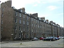 NT2572 : Buccleuch Place by kim traynor