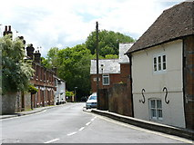 SU4828 : Domum Road, Winchester by Peter Trimming