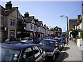 TQ2771 : Longmead Road Tooting by PAUL FARMER