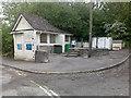 SZ0382 : Conveniences at Studland by David Lally