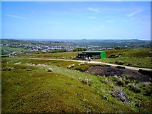 SE0809 : Meltham Moor by Tim Marchant