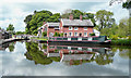 SJ6932 : Tyrley Wharf, Shropshire Union Canal by Roger  Kidd
