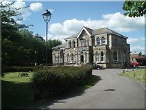 TQ2704 : Aldrington House Day Support Centre by Paul Gillett