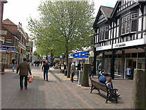 SK5236 : Beeston High Road by David Lally