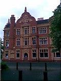 SJ7996 : Trafford Park Hotel.2 by R lee