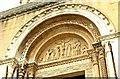 J3374 : St Anne's Cathedral, Belfast (detail) (4) by Albert Bridge