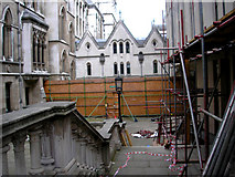 TQ3081 : Royal Courts of Justice by Dr Neil Clifton