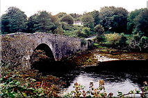 C0931 : Lackagh Bridge - View from north by Joseph Mischyshyn