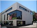 TR2336 : Modern Building on Tontine Street, Folkestone by Oast House Archive
