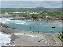 SS2006 : Surfers in Bude Haven by Humphrey Bolton