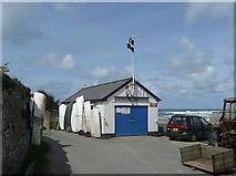 SS2006 : Boathouse, Bude by Humphrey Bolton