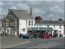 SS2006 : Branch post office, Bude by Humphrey Bolton