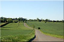 SP5162 : Long walk to Flecknoe by Andy F