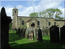 NZ5806 : St.Andrews Ingleby Greenhow by Keith Evans