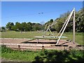 NU0616 : Playground at Powburn by Oliver Dixon