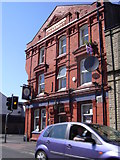 SD8432 : Brickmakers Arms, Yorkshire Street by robert wade
