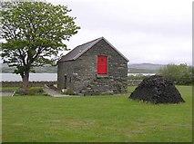 C4148 : Barn, Rasheeny by Kenneth  Allen