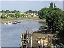 TQ1977 : Kew Pier by Chris Reynolds