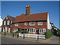 TQ7735 : Hope Cottage, High Street, Cranbrook by Oast House Archive