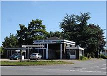 TM1551 : Fiveways Garage, Henley by Oxymoron
