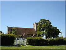 TM1453 : Hemingstone church by Oxymoron