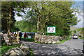 NY1700 : Entrance to The Camping & Caravanning Club Site, Eskdale by N Chadwick