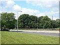 SK5636 : Old railway embankment by Alan Murray-Rust