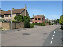 TL1589 : Stilton - Norman Drive by Peter Whatley