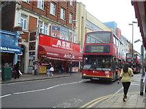 TQ3476 : Rye Lane, London SE15 by Stacey Harris