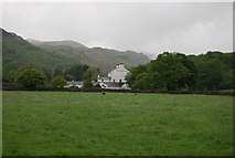 NY1700 : Brook House Inn from Dalegarth Station by N Chadwick