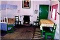 B8231 : Brinlack - Interior of heritage 4-room cottage by Joseph Mischyshyn