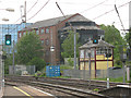 TL1506 : St Albans South signal box by Stephen Craven