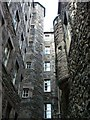 NT2573 : Fisher's Close, Lawnmarket by kim traynor