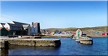 HU4741 : Shetland Museum and Archives by Stuart Wilding