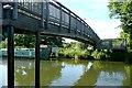 SU4667 : Northcroft Bridge by Graham Horn