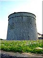 O2561 : Martello Tower at Skerries, north County Dublin by sarah gallagher