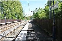 SP0483 : University station by Bob Embleton