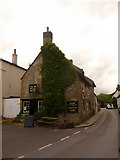ST6601 : Cerne Abbas: the Royal Oak by Chris Downer