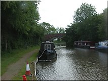 SP0272 : Alvechurch, bridge no. 60 by Mike Faherty