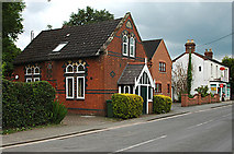SP2167 : Converted chapel & Shrewley Post Office by Row17