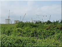 ST3283 : Construction of a new power station at Uskmouth by Robin Drayton