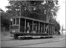 SC4384 : Trailer No 60 at Laxey by Dr Neil Clifton