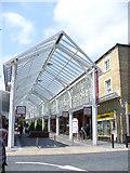 SE0925 : Westgate Arcade by Colin Smith